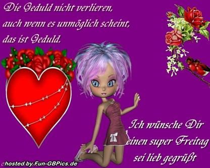 Freitags Sprüche Gruss Jappy Bild   Facebook Bilder GB Bilder