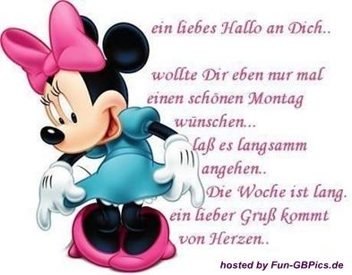 Montag Sprüche Bild fur Facebook - Facebook Bilder-GB
