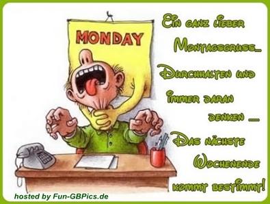 Montag Whatsapp Bilder