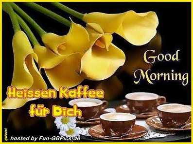 Guten Morgen Bilder Fb Grüsse Grußkarten Versenden