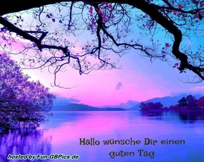 Schönen Tag Profilbilder Grüsse - Facebook Bilder-GB