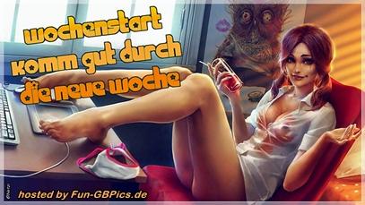 Wochenstart Whatsapp Bilder