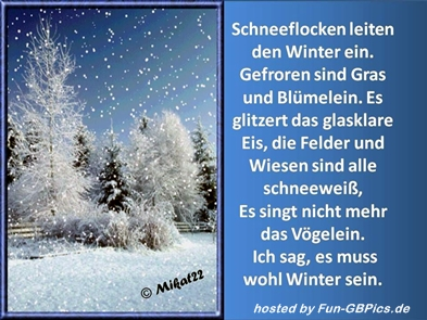 Winter Whatsapp Bilder