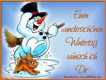 Winter Whatsapp Bilder