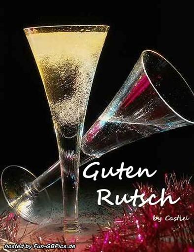 Guten Rutsch ins neue Jahr Facebook Bilder Grüsse - Facebook Bilder ...