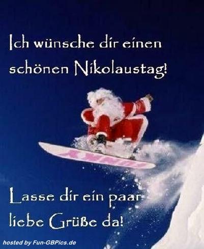Nikolaus Whatsapp Bilder
