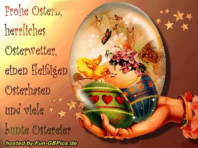 Frohe Ostern Bilder Sprüche Gruß - Facebook Bilder-GB Bilder ...