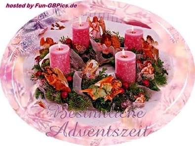 4. Advent Whatsapp Bilder