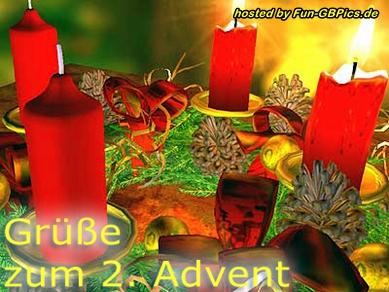 2. Advent Whatsapp Bilder