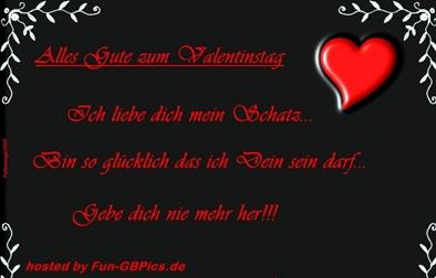 Valentinstag Sprüche Facebook Bilder Grüße - Facebook Bilder-GB ...