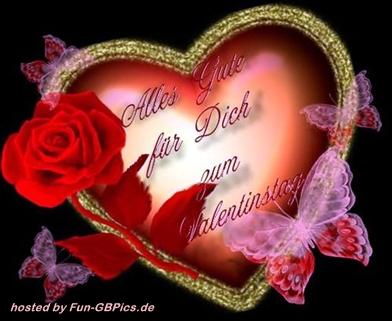 Alles Gute Zum Valentinstag Bilder Grüße