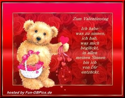 Valentinstag Sprüche Bilder Gruss - Facebook Bilder-GB Bilder ...