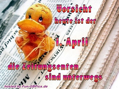 1. April Whatsapp Bilder