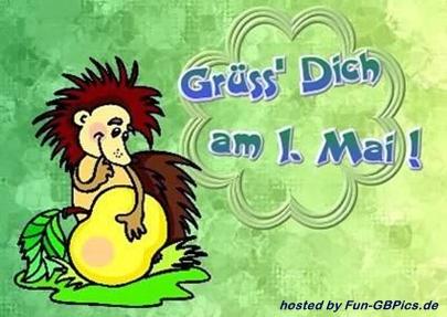 Erster Mai Feiertag Facebook Bilder Grüsse - Facebook