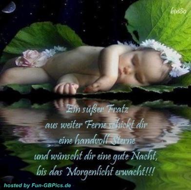 Gute Nacht Spruch Pinnwand Bilder Grüße   Facebook Bilder GB