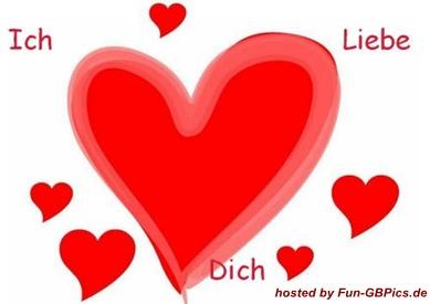 Ich liebe Dich Facebook Bilder-GB Bilder-Whatsapp Bilder-GB Pics ...