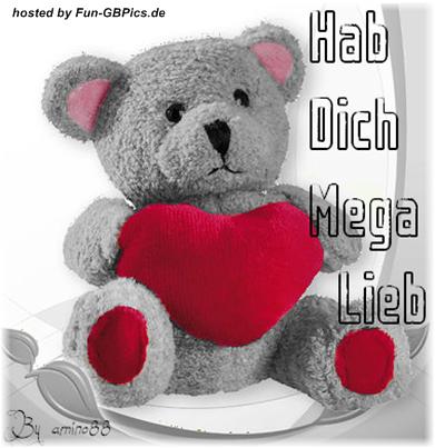 Hab Dich lieb Whatsapp Bild - Facebook Bilder-GB Bilder-Whatsapp ...