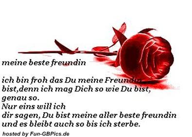 Beste Freundin Spruch GB Bild - Facebook Bilder-GB Bilder-Whatsapp ...