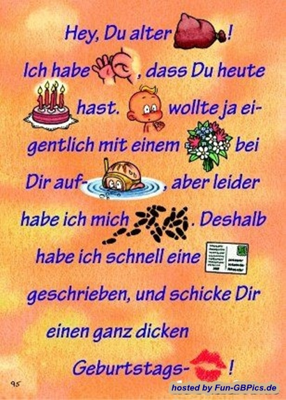 Geburtstags Bilder Und Sprueche