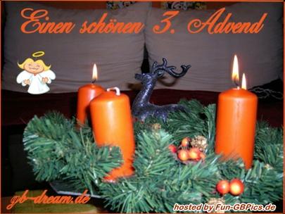 Bildergebnis für 3 Advent Bilder Für Facebook