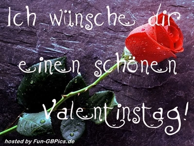 Valentinstagsbilder Grüsse