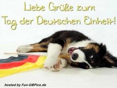 3 Oktober Tag Der Deutschen Einheit Grusskarten Bilder