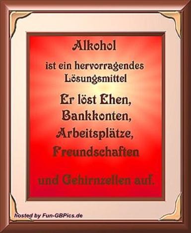 Sprüche Geburtstag Und Alkohol Geburtstagsspr252che