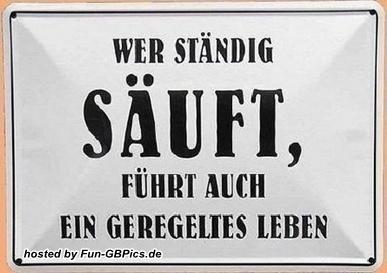 Alkohol Sprüche Gästebuch Bild Facebook Bilder Gb Bilder
